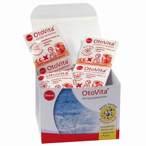 Таблетки для чистки OtoVita