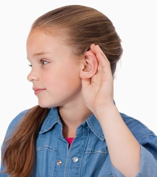 Типы потери слуха, слухопротезирование