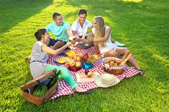 Три правила безопасного пикника