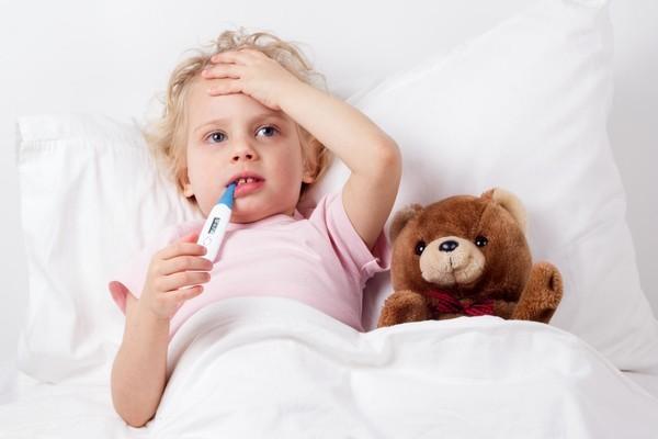 Температура у ребенка: советы родителям