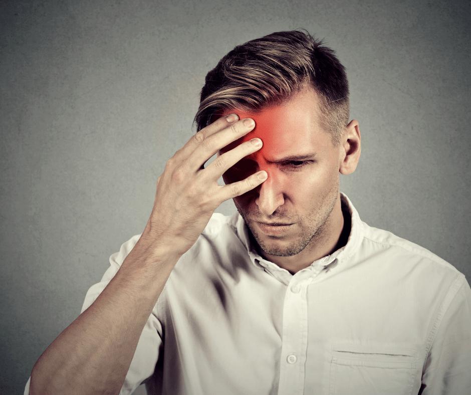 Травматический перелом лобного синуса