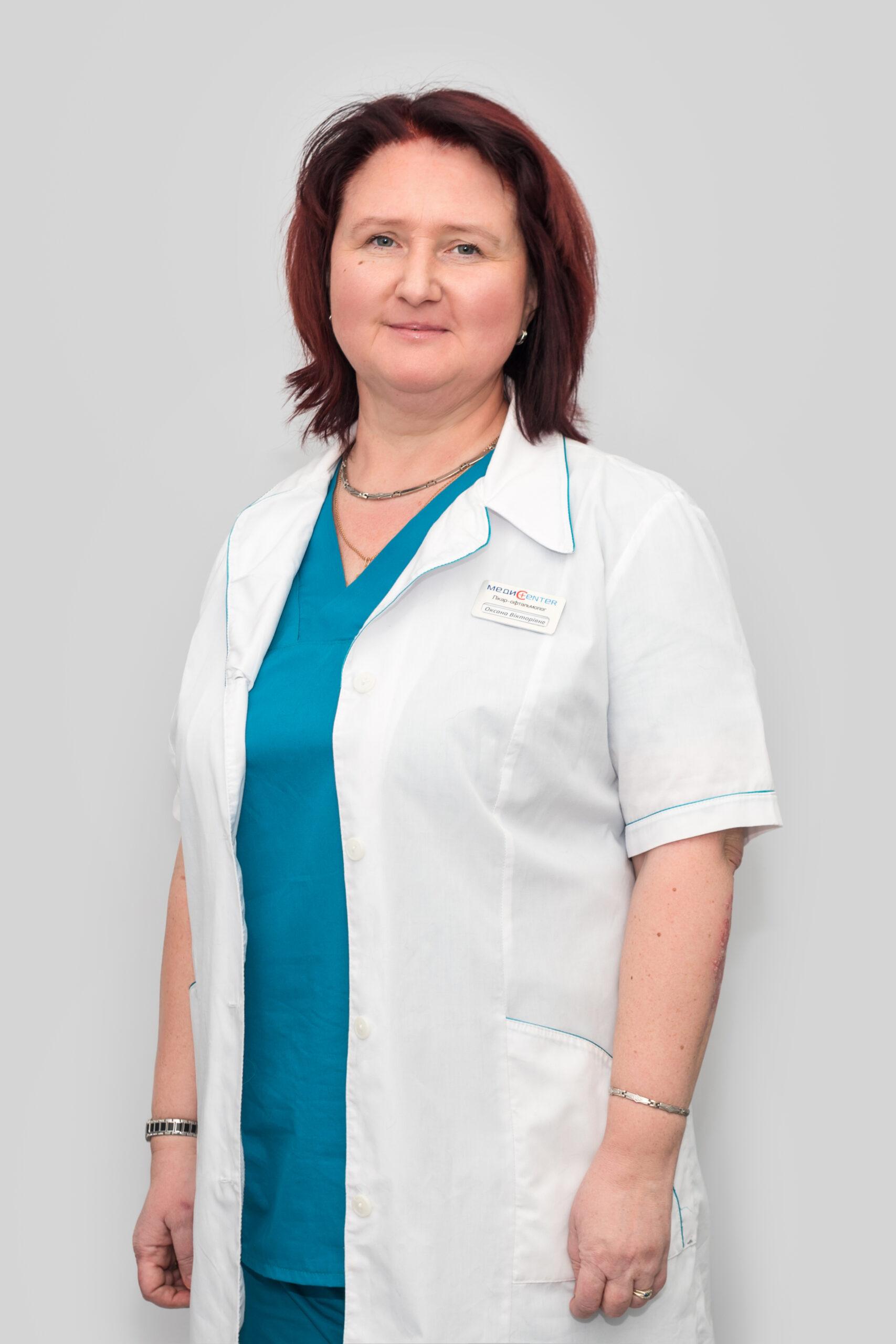 Туманова Оксана Вікторівна