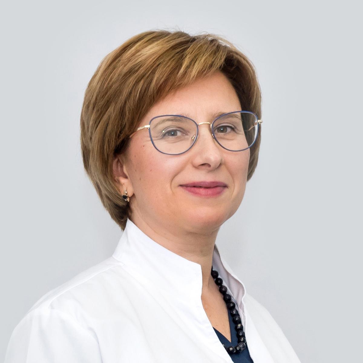 Петренко Оксана Васильевна