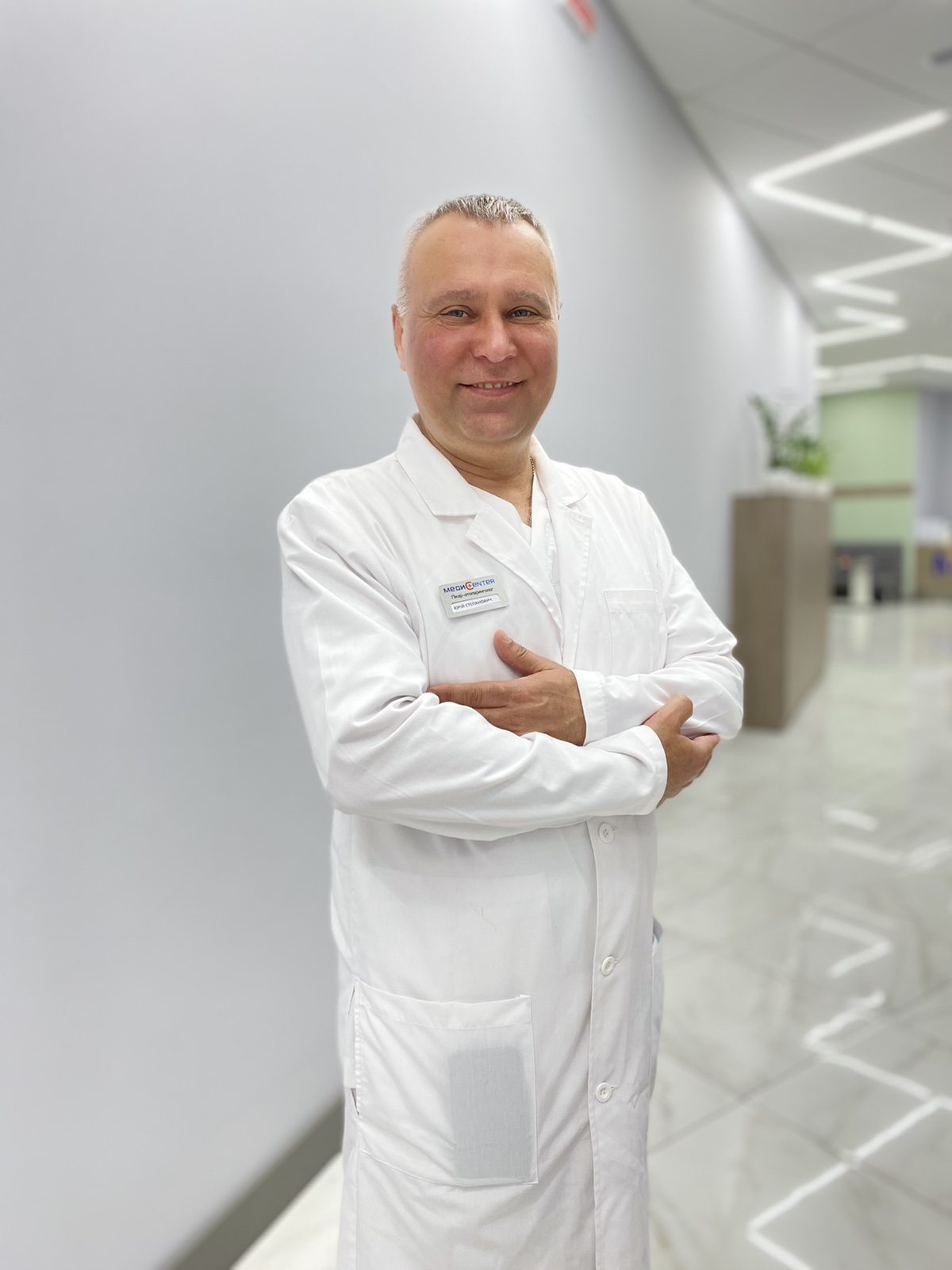 Гребенюк Юрій Степанович
