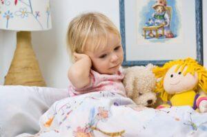 Отит у детей - диагностика и лечение